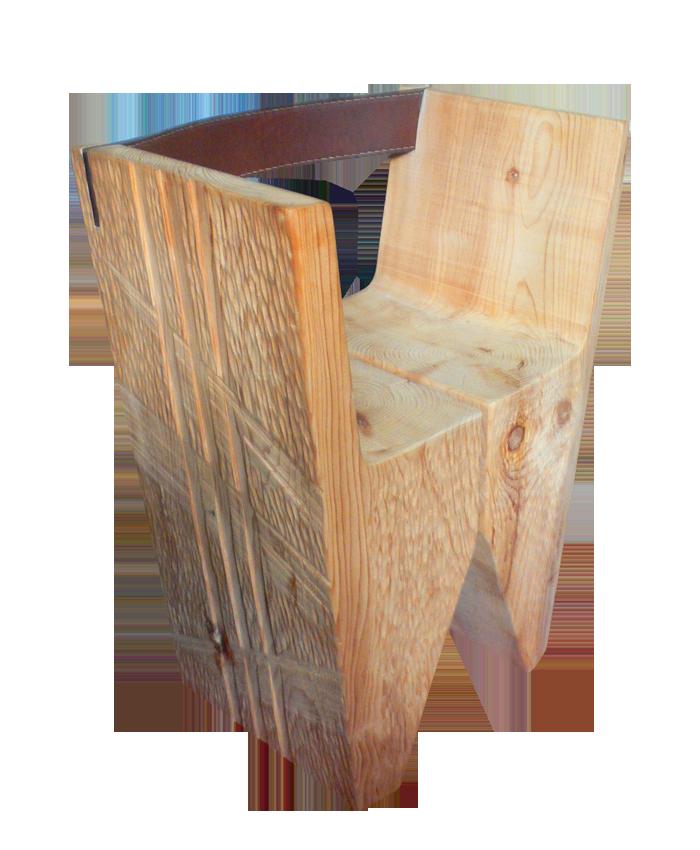 Chaise en bois un monde d 39 id es - Customiser chaise en bois ...